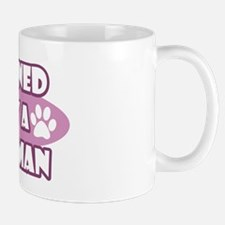 Owned By A Birman Mug