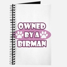 Owned By A Birman Journal