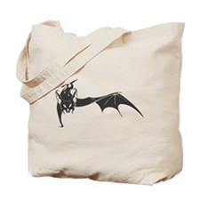 Black Bat #4 Tote Bag