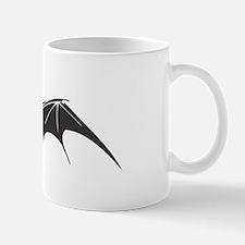 Black Bat #4 Mug