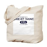 Great dane tote bag Bags & Totes