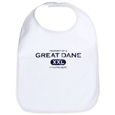 Property of Great Dane Bib