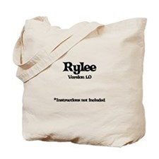 Rylee - Version 1.0 Tote Bag