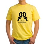 Infinite Yellow T-Shirt