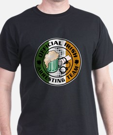 Irish Arresting Team T-Shirt