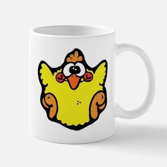 Yellow Chicken Mug