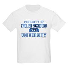 English Foxhound U. T-Shirt
