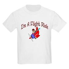 Flight Risk T-Shirt