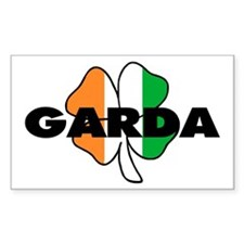 Garda Rectangle Decal