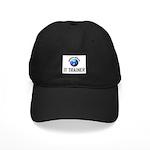 World's Coolest IT TRAINER Black Cap