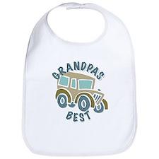 Grandpas Best w/ Classic Car Bib