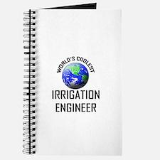 World's Coolest IRRIGATION ENGINEER Journal