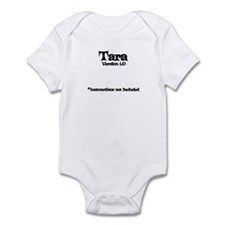 Tara - Version 1.0 Infant Bodysuit