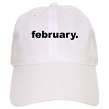 Due Date February Baseball Cap
