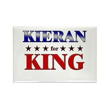 KIERAN for king Rectangle Magnet