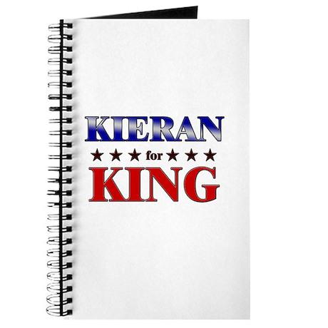 KIERAN for king Journal