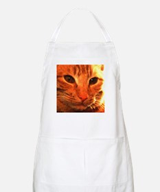 'Clyde the Ginger Cat' BBQ Apron