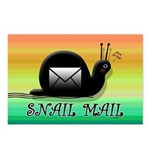 SNAIL MAIL Postcards (Package of 8)