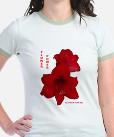 Blooming Double Hibiscus T-Shirt