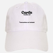 Curtis - Version 1.0 Baseball Baseball Cap