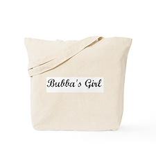 Bubba's Girl  Tote Bag