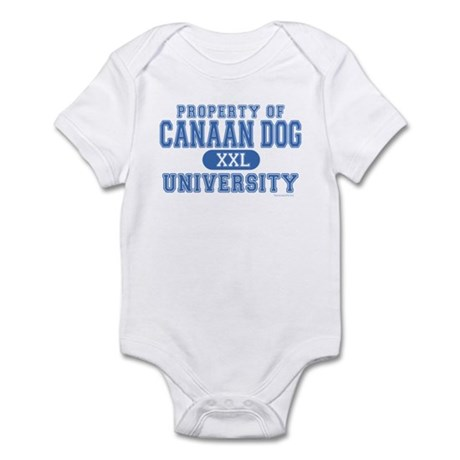 Canaan Dog U. Infant Bodysuit
