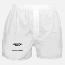 Donovan - Version 1.0 Boxer Shorts