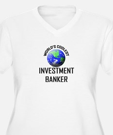 World's Coolest INVESTMENT BANKER T-Shirt