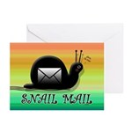 SNAIL MAIL Greeting Cards (Pk of 20)