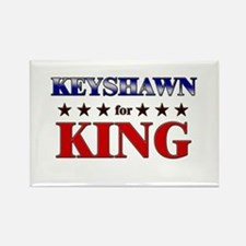 KEYSHAWN for king Rectangle Magnet