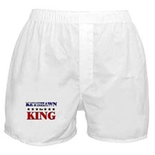 KEYSHAWN for king Boxer Shorts