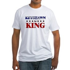 KEYSHAWN for king Shirt