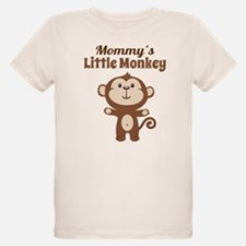 Mommys Little Monkey T-Shirt