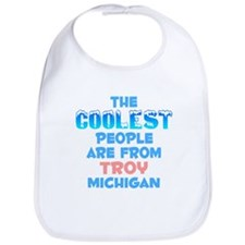 Coolest: Troy, MI Bib