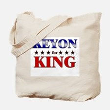 KEYON for king Tote Bag