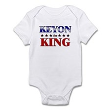 KEYON for king Infant Bodysuit