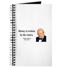 Winston Churchill 4 Journal