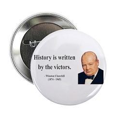 "Winston Churchill 4 2.25"" Button (10 pack)"