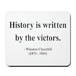 Winston Churchill 4 Mousepad