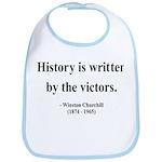 Winston Churchill 4 Bib