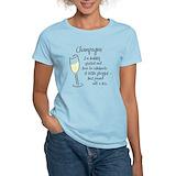 Champagne Women's Light T-Shirt
