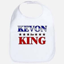 KEVON for king Bib