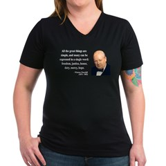 Winston Churchill 5 Shirt