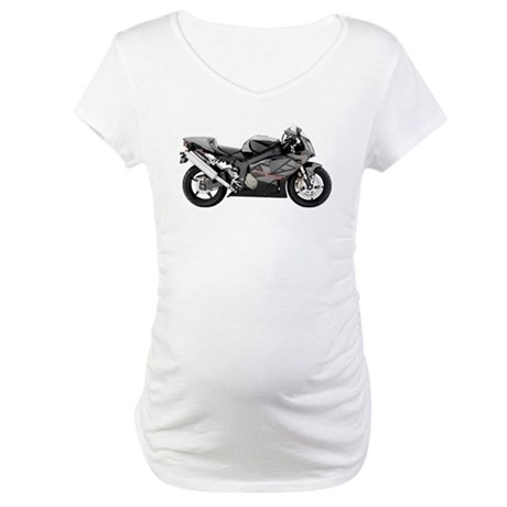 Honda RC51 Motorbike 2006 Maternity T-Shirt