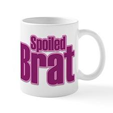 Pink Spoiled Brat Design Mug