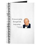 Winston Churchill 6 Journal