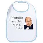 Winston Churchill 6 Bib