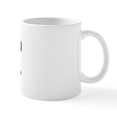 B.R.T. University Mug