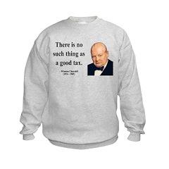 Winston Churchill 7 Sweatshirt