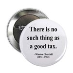 "Winston Churchill 7 2.25"" Button (10 pack)"